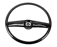 Black Steering Wheel 1969-72 Chevy/GMC Truck Blazer, Jimmy