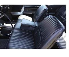 1967 Riviera Custom Seat Upholstery - Front/Rear Set