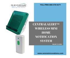 CentralAlert Wireless Mini Home Notification System