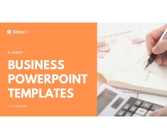 Latest Business PowerPoint Templates
