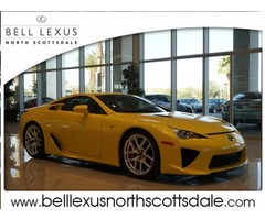 2012 Lexus LFA | Best Selling Car of All Time | Used Cars Online