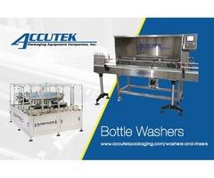 Bottle Washers by Accutek Packaging
