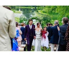 indoor wedding venues in NC-A complete wedding venue