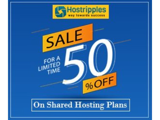 Get Flat 50% OFF on Web Hosting | free-classifieds-usa.com