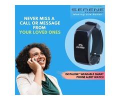 Buy Instalink Wearable Smart Phone Alert Watch