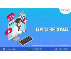 The premium telemedicine app development company