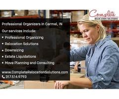 Hire a Professional Organizers in Carmel