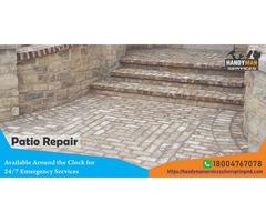 Top Patio Repair company MD