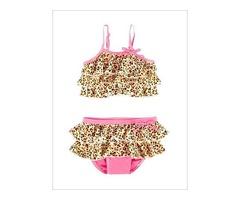 2 Piece Girls Swimsuits