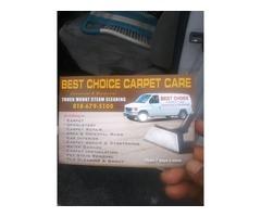 Best Choice Carpet Care