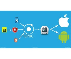 Expert Ionic Mobile App Development Company in USA