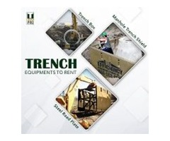 Choose your best safety equipment from Trench Pro