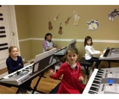 Preschool Classes in San Antonio - Piano Guitar Singing Lessons