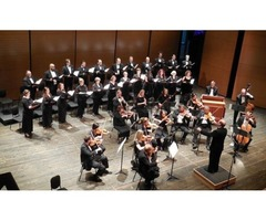 Are you looking for classical choral music in Greater Washington?