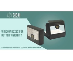 Custom Boxes Hub | Custom Packaging with Logo printing at wholesale
