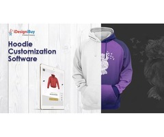 Offer Customization with iDiB Hoodie Design Software