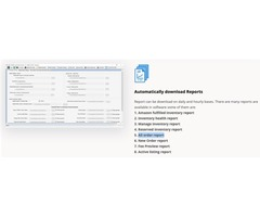 Automatically Download Amazon Fulfilled inventory Report By AMZ Leader
