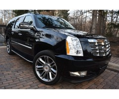 2010 Cadillac Escalade AWD ESV-EDITION