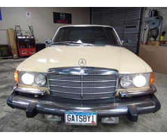 1980 Mercedes-Benz 300-Series SD