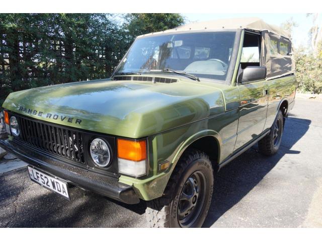 1995 Land Rover Range Rover | free-classifieds-usa.com
