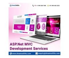 ASP.Net MVC Development Services