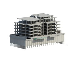 Structural Revit Modeling Services - Silicon Outsourcing