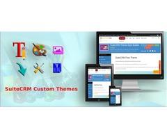 Modify Theme of your SuiteCRM with SuiteCRM Theme Style Builder