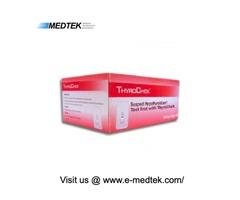 ThyroChek - TSH Rapid Test Kit for Hypothyroid - Medtek