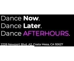 AFTERHOURS Dance Studio Costa Mesa California