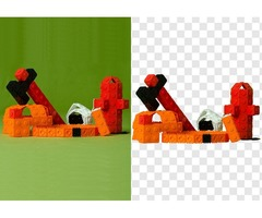 Toys product photo editing with Clipping Path Service in USA