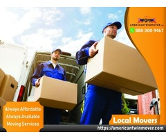 Professional Local movers services Company
