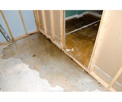 Water Damage Cleanup