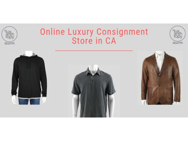Online Luxury Consignment Store in CA | free-classifieds-usa.com