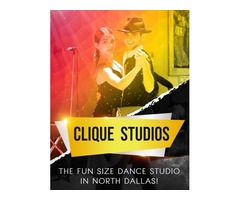Clique studio is the destination for dancing