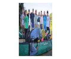 Summer Camp for Boys, Wilderness Canoe Trips