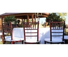 Buy the Perfect Wedding Chairs for Any Event at Folding Chair and Table Factory