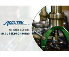 Packaging Machines - Accutek Packaging