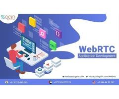 Premium webrtc development services for your next big project