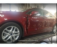 Get Reliable Collision Repair Services