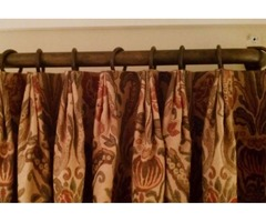 Drapery Works premier window treatment and custom upholstery specialists since 1977