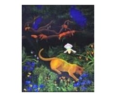 Buy Animal paintings online From Oilpaintingsgallery | free-classifieds-usa.com