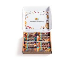 Get Cardboard customizable snack box boxes from us