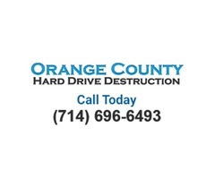 Computer Hard Drive Destruction