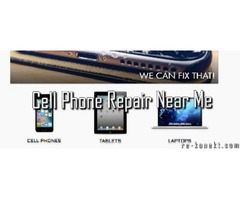 The Solution of the Question Mobile Device Repair near me is here