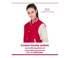 We are leading with top varsity jackets manufacturer in the USA.