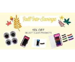 Grab your favorite pair of Eyelash extensions, California!