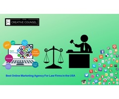 Best Online Marketing Agency For Law Firms in the USA