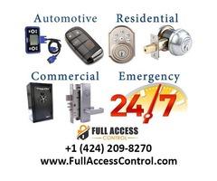 Locksmith Services Los Angeles | 24 Hour