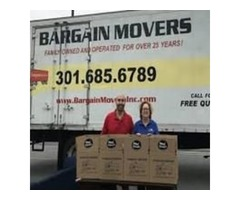 Choose Rockville Movers For Safe Long-Distance Shifting