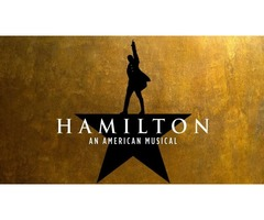 Hamilton at The Richard Rogers Theatre in New York City-NYC